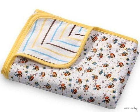 Одеяло детское фланелевое
