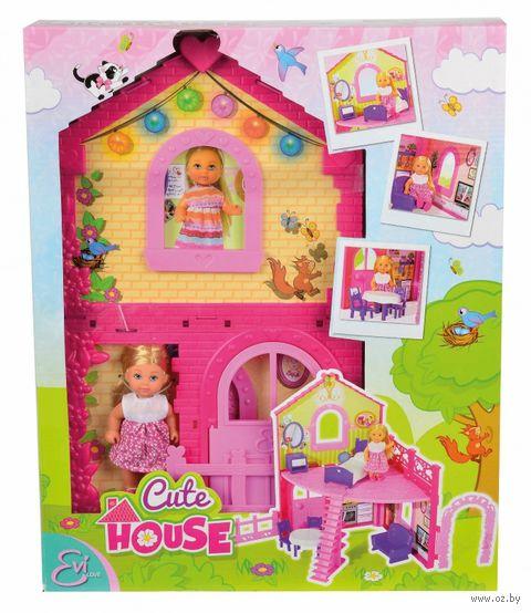 """Дом для кукол """"Эви и ее домик"""" — фото, картинка"""