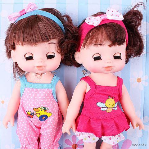 """Набор кукол """"Малютка"""" (2 шт.; арт. DV-T-1082) — фото, картинка"""
