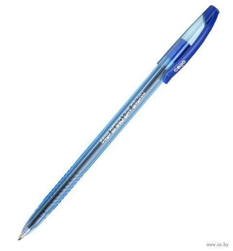 """Ручка шариковая синяя """"Slimo"""" (1,0 мм)"""
