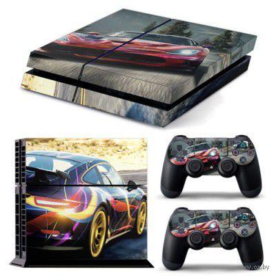 "Наклейка виниловая ""Need for Speed"" (SZSK-PS4-057) (PS4)"