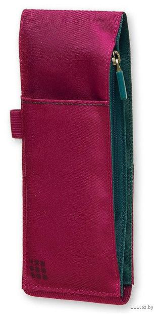 """Кармашек для записной книжки Молескин """"Tool Belt"""" (для формата Large; пурпурный)"""
