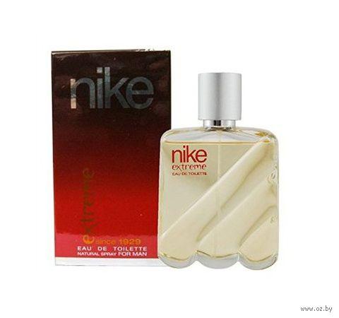 """Туалетная вода для мужчин """"Nike. Extreme"""" (75 мл)"""