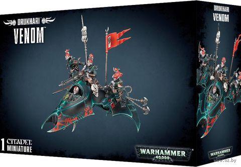 Warhammer 40.000. Drukhari. Venom (45-18) — фото, картинка