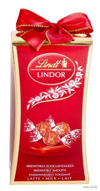 "Конфеты ""Lindor. Milk Chocolate"" (75 г) — фото, картинка"