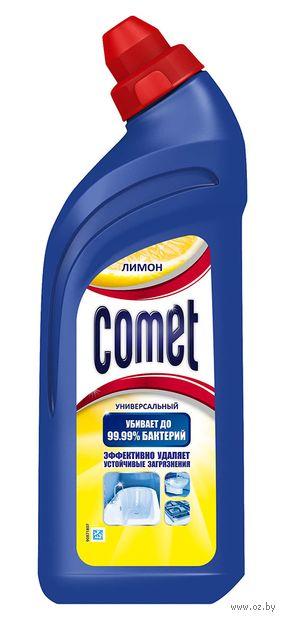 """Средство чистящее универсальное """"Comet. Лимон"""" (500 мл) — фото, картинка"""