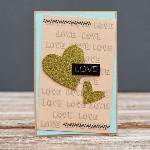 "Открытка ""Love"" (арт. 18-SV-348) — фото, картинка"