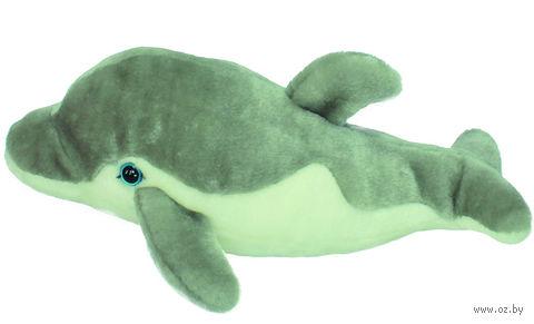 """Мягкая интерактивная игрушка """"Wiki Zoo. Дельфин"""""""