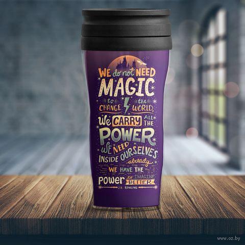 """Термостакан """"Гарри Поттер"""" (арт. 3) — фото, картинка"""