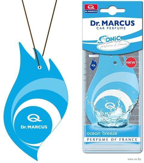 "Ароматизатор подвесной сухой ""Sonic Cellulose Product"" (Ocean Breeze; арт. 22109) — фото, картинка"