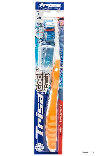 "Зубная щетка ""Cool & Fresh"" (мягкая) — фото, картинка"