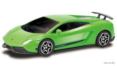 "Модель машины ""Lamborghini Gallardo"" (арт. 49946; масштаб: 1/64)"