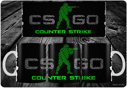 "Кружка ""Counter-Strike: Global Offensive"" (art.8)"