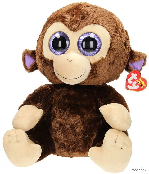 "Мягкая игрушка ""Обезьянка Coconut"" (15 см) — фото, картинка"