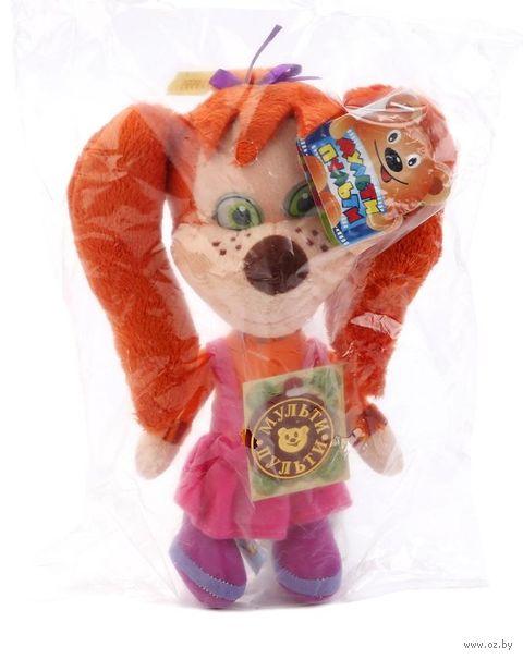 """Мягкая музыкальная игрушка """"Барбоскины. Лиза"""" (20 см) — фото, картинка"""