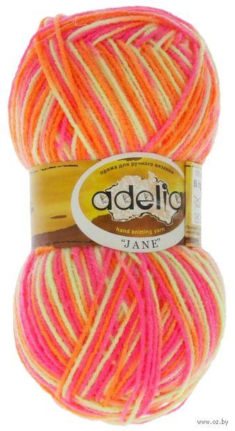 """Пряжа """"Adelia. Jane №16"""" (50 г; 227 м; секционный) — фото, картинка"""