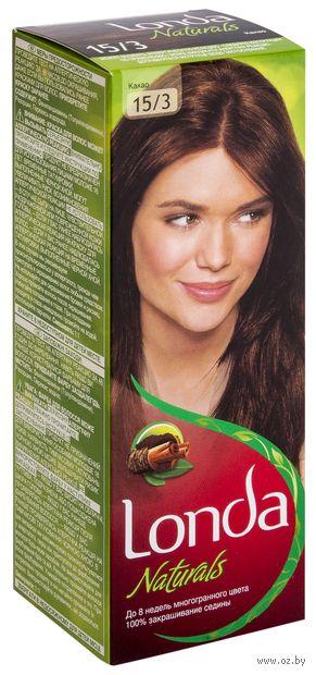 """Крем-краска для волос """"Londacolor Naturals"""" (тон: 15/3, какао)"""