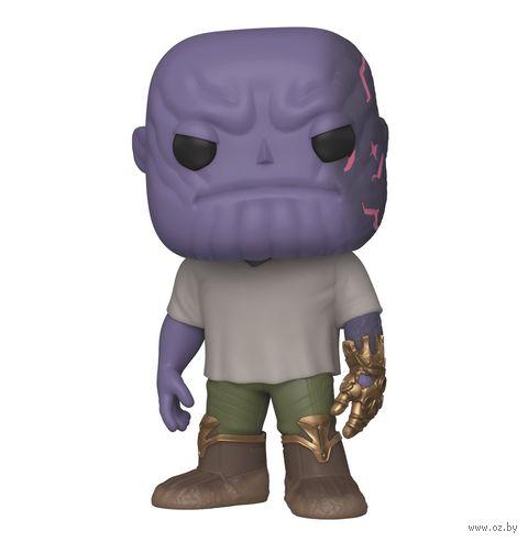 "Фигурка ""Avengers Endgame. Casual Thanos with Gauntlet"" — фото, картинка"