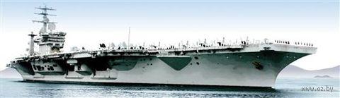 """Сборная модель """"Авианосец U.S.S. Nimitz"""" (масштаб: 1/720) — фото, картинка"""