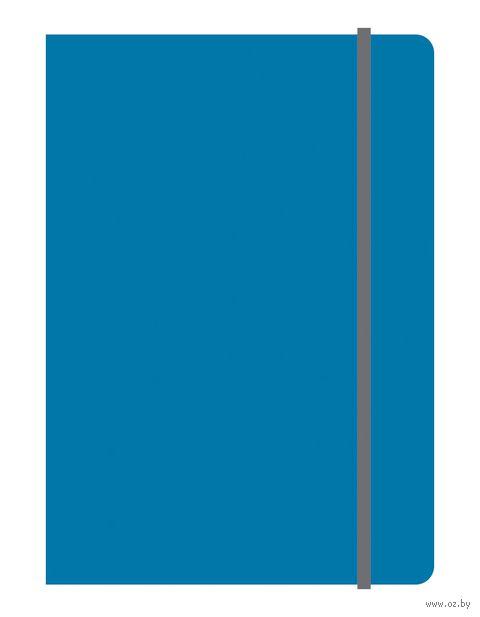 "Тетрадь А5 на резинке в клетку ""Elements"" 120 листов (арт. 126882)"