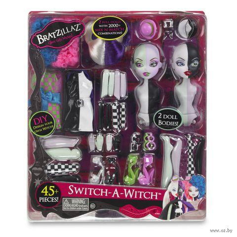 "Кукла ""Bratzillaz. Собери ведьмочку. Стиль 1"""