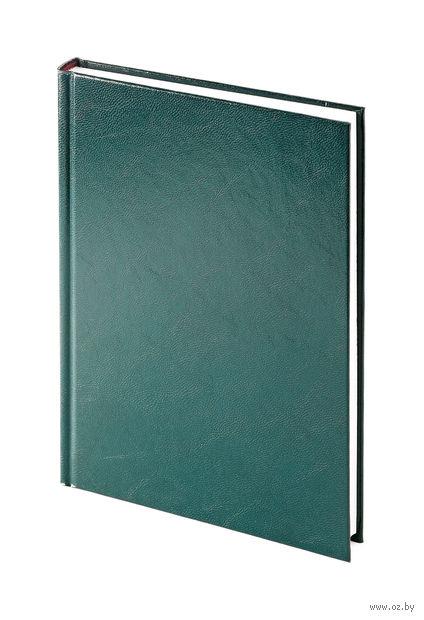 """Ежедневник недатированный """"Ideal New"""" (А5; зеленый) — фото, картинка"""