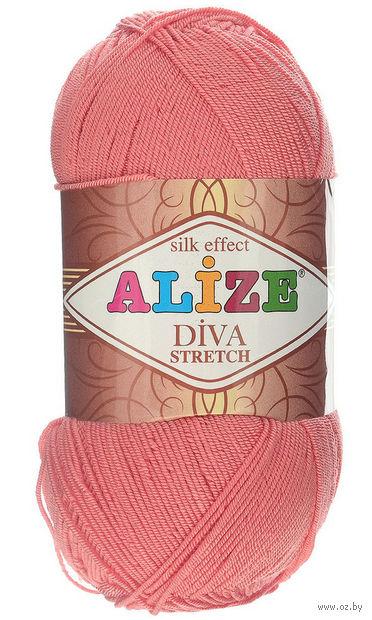 ALIZE. Diva Stretch №619 (100 г; 400 м) — фото, картинка