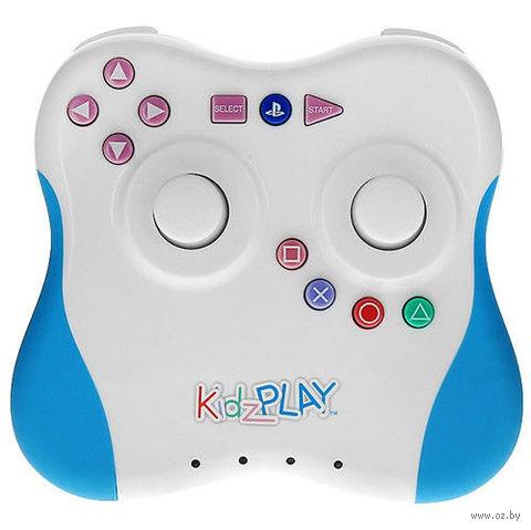 Детский Контроллер Adventure Kidz Play (голубой)