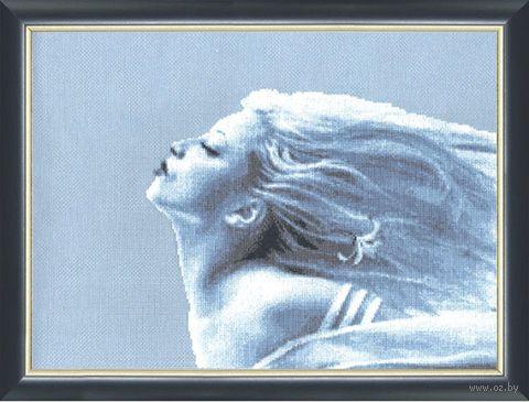 "Вышивка крестом ""Ветер перемен"" (230x310 мм) — фото, картинка"