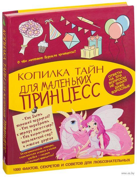 Копилка тайн для маленьких принцесс — фото, картинка