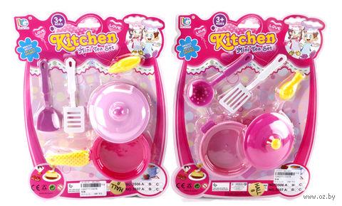 Набор детской посуды (арт. 3507B) — фото, картинка