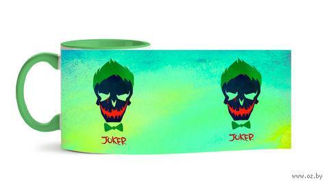 "Кружка ""Отряд самоубийц. Джокер"" (978)"