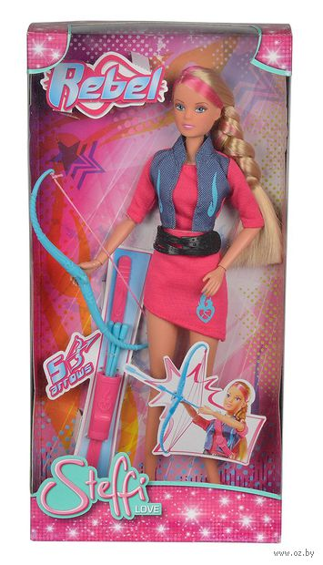 "Кукла ""Штеффи. Мятежный дух"" — фото, картинка"