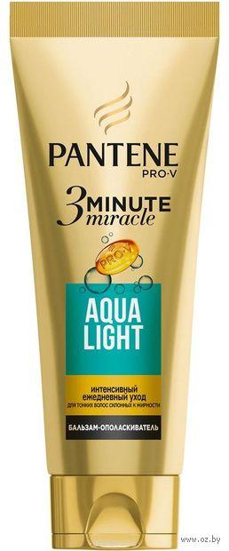 """Бальзам-ополаскиватель для волос """"3 Minute Miracle. Aqua Light"""" (200 мл) — фото, картинка"""
