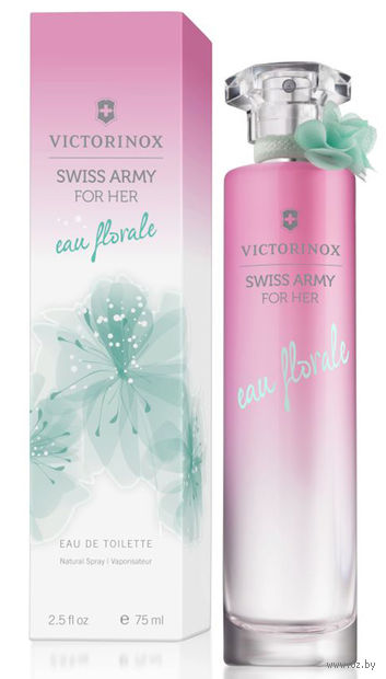"Туалетная вода для женщин Victorinox Swiss Army ""Eau Florale"" (75 мл) — фото, картинка"