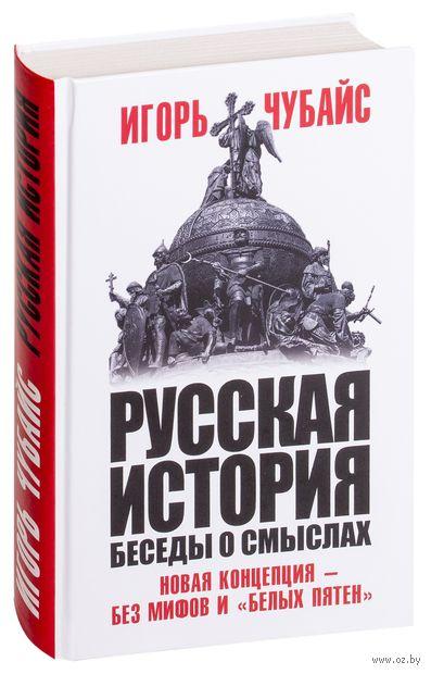 Русская история, беседы о смыслах. Новая концепция - без мифов и «белых пятен» — фото, картинка
