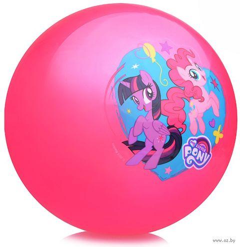 "Мяч ""Hasbro. Мой маленький пони"" (23 см; арт. AD-9(MLP)-2) — фото, картинка"