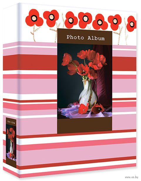 """Фотоальбом """"Тюльпаны"""" (200 фотографий; арт. 46264) — фото, картинка"""