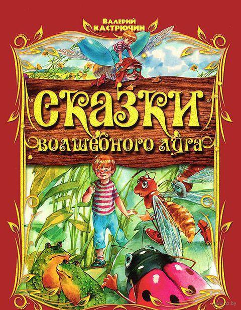 Сказки волшебного луга. Валерий Кастрючин