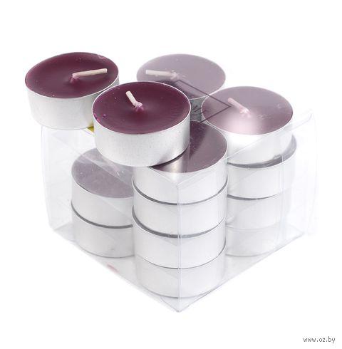 Набор свечей декоративных в гильзах (16 шт.; 35 мм)