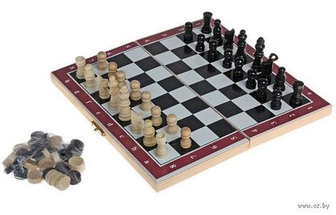 Шашки, шахматы, нарды (арт. 273155) — фото, картинка