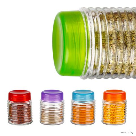 Банка для сыпучих продуктов стеклянная (250 мл; арт. 131562)