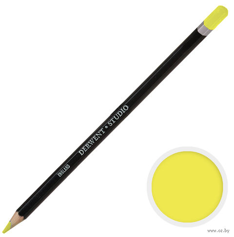 Карандаш цветной Studio 02 (кадмий лимонный)