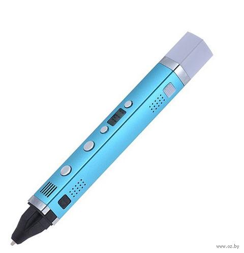 3D ручка HONYA SC-4 (светло-синяя) — фото, картинка
