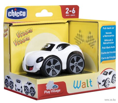 """Машинка инерционная """"Walt"""" — фото, картинка"""
