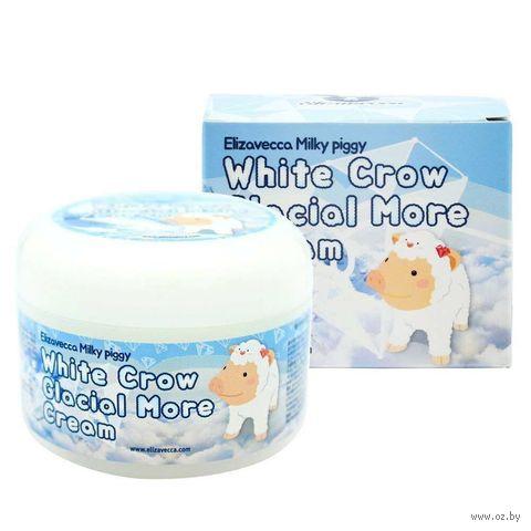 "Крем для лица ""White Crow Glacial More cream"" (100 мл) — фото, картинка"