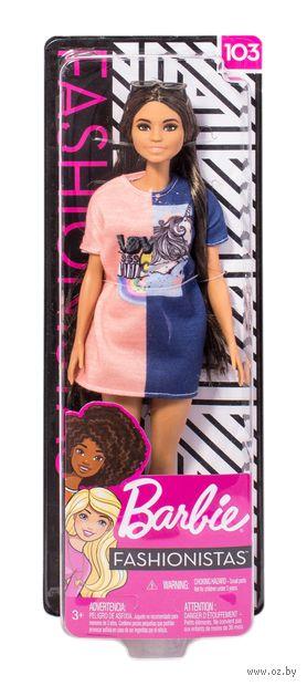 """Кукла """"Барби. Fashionistas"""" (арт. FXL43) — фото, картинка"""