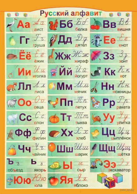 Справочные материалы: Русский, английский алфавит — фото, картинка