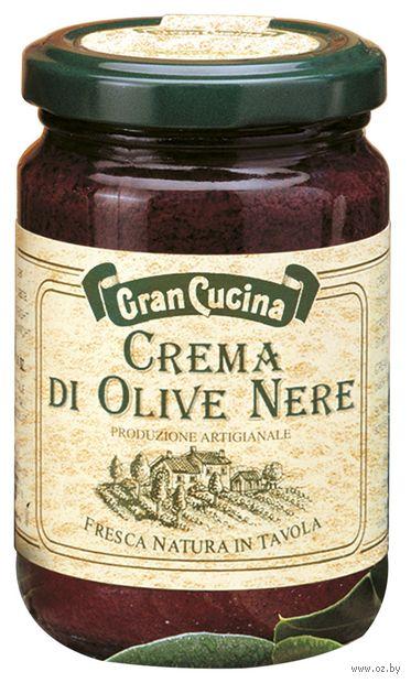 """Пате """"Gran Cucina. Из черных оливок"""" (130 г) — фото, картинка"""
