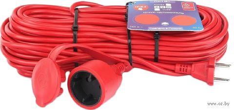 Удлинитель PowerCube PC-3-B-30(IP), 30м — фото, картинка